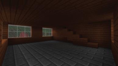 wnętrze domu Vito i Bella Minecraft BUDUJEMY W MINECRAFCIE PROJEKT DOMU budowa prostej wakacyjnej siedziby