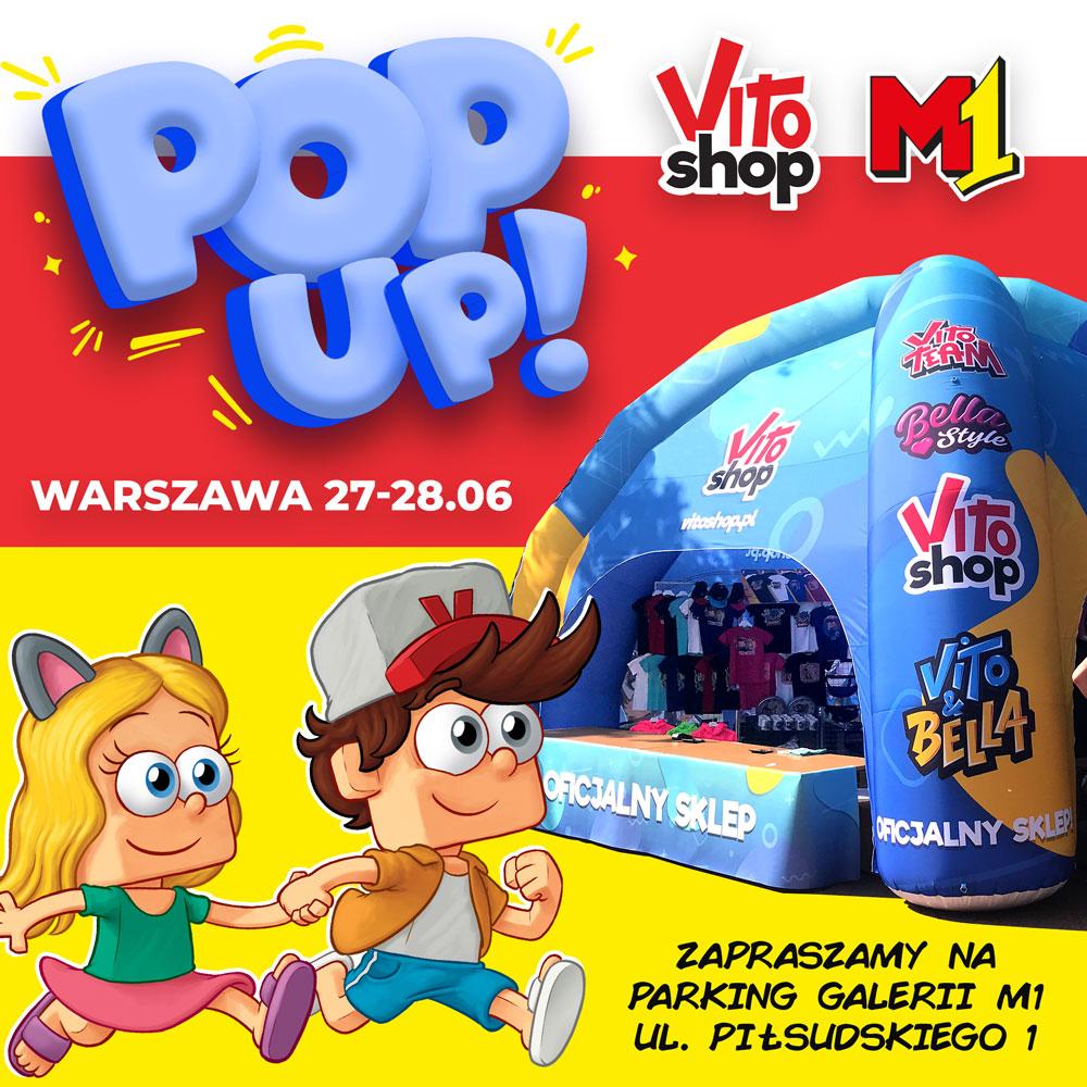 Vito Shop i Bella Style w Warszawie