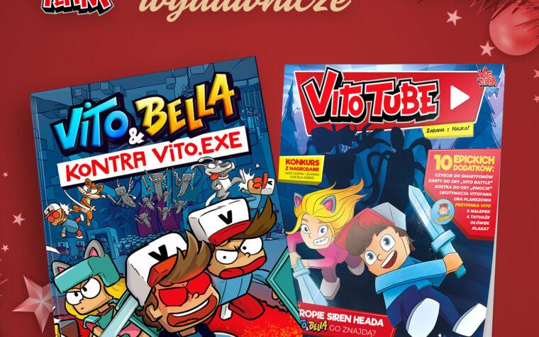 Świąteczne Wydania Czasopismu Vito i Bella Vitotube